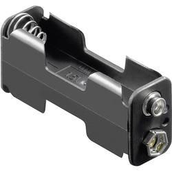 Držalo za baterije D za 2 Mignon bateriji (D x Š x V) 60 x 26 x 16.5 mm