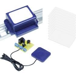 TowiTek komplet RFID kontrole pristupa sa univerzalnim modularnim kućištem i 10 RFID transporderskih čip kartica