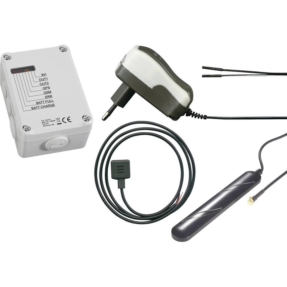 GX 107 GSM-modul 5 V/DC, 32 V/DC Vklj. GSM antena, Vklj. napajanje