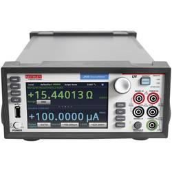 Laboratorijsko napajanje, podesivo Keithley 2450 SourceMeter -200 - 200 V/DC 0.1 - 1 A 20 W GPIB, USB, LAN, LXI Programabilno Br