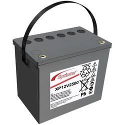 GNB Sprinter XP12V2500 NAXP122500HP0FA svinčeni akumulator 12 V 69.5 Ah svinčevo-koprenast (Š x V x G) 262 x 239 x 172 mm m6-vij