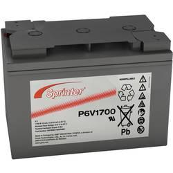 Olovni akumulator 6 V 122 Ah GNB Sprinter P6V1700 NAPW061700HP0MC Olovno-koprenasti (Š x V x d) 273 x 191 x 167 mm M8 vijčani pr