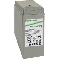 GNB Marathon M 12 V 60 FTUL4 NAMF120060HM0MA svinčeni akumulator 12 V 59 Ah svinčevo-koprenast (Š x V x G) 107 x 263 x 280 mm m6