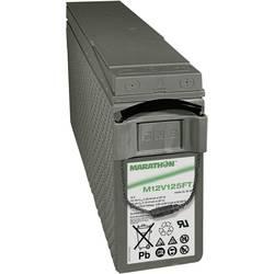 GNB Marathon M 12V 125 FT UL94 NAMF120125VM0FA svinčeni akumulator 12 V 121 Ah svinčevo-koprenast (Š x V x G) 124 x 283 x 559 mm