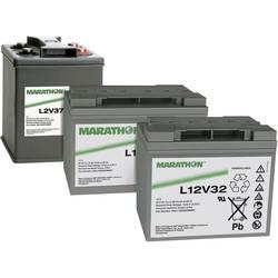 GNB Marathon XL6V180 NAXL060180HM0FA svinčeni akumulator 6 V 179 Ah svinčevo-koprenast (Š x V x G) 309 x 223 x 172 mm m6-vijačni