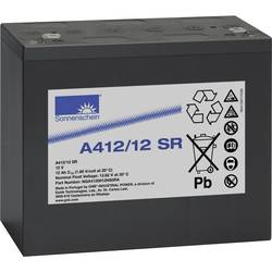 Olovni akumulator 12 V 12 Ah GNB Sonnenschein A412/12 SR NGA4120012HS0RA Olovno-gelni (Š x V x d) 181 x 157 x 76 mm Plosnati pri