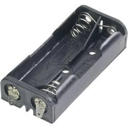 Držalo za baterije L za 2 Micro bateriji (D x Š x V) 52 x 23 x 12.5 mm