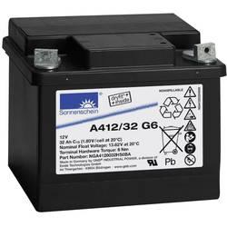 GNB Sonnenschein A412/32 G6 NGA4120032HS0BA svinčeni akumulator 12 V 32 Ah svinčevo-gelni (Š x V x G) 210 x 175 x 175 mm m6-vija