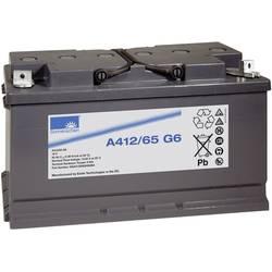 GNB Sonnenschein A412/65 G6 NGA4120065HS0BA svinčeni akumulator 12 V 65 Ah svinčevo-gelni (Š x V x G) 353 x 190 x 175 mm m6-vija