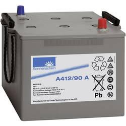 GNB Sonnenschein A412/90 A NGA4120090HS0CA svinčeni akumulator 12 V 90 Ah svinčevo-gelni (Š x V x G) 284 x 230 x 267 mm konusni