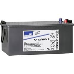 Olovni akumulator 12 V 180 Ah GNB Sonnenschein A412/180 A NGA4120180HS0CA Olovno-gelni (Š x V x d) 518 x 238 x 274 mm Konusni pi
