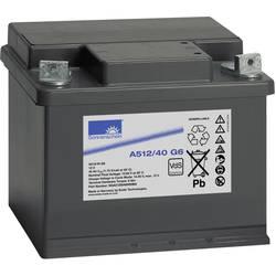 GNB Sonnenschein A512/40 G6 NGA5120040HS0BA Svinčeni akumulator 12 V 40 Ah Svinčevo-gelni (Š x V x G) 210 x 175 x 175 mm M6-vija