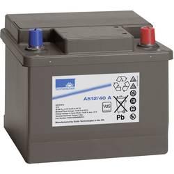 GNB Sonnenschein A512/40 A NGA5120040HS0CA svinčeni akumulator 12 V 40 Ah svinčevo-gelni (Š x V x G) 210 x 175 x 175 mm konusni