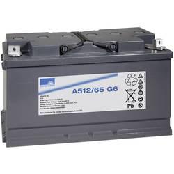 GNB Sonnenschein A512/65 G6 NGA5120065HS0BA svinčeni akumulator 12 V 65 Ah svinčevo-gelni (Š x V x G) 353 x 190 x 175 mm m6-vija