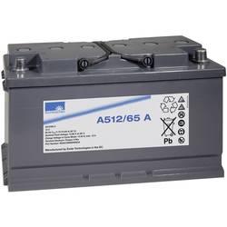 GNB Sonnenschein A512/65 A NGA5120065HS0CA Svinčeni akumulator 12 V 65 Ah Svinčevo-gelni (Š x V x G) 353 x 190 x 175 mm Konusni