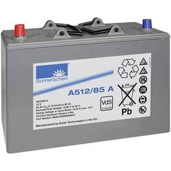 GNB Sonnenschein A512/85 A NGA5120085HS0CA Svinčeni akumulator 12 V 85 Ah Svinčevo-gelni (Š x V x G) 330 x 236 x 171 mm Konusni