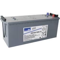 GNB Sonnenschein A512/120 A NGA5120120HS0CA Svinčeni akumulator 12 V 120 Ah Svinčevo-gelni (Š x V x G) 513 x 223 x 189 mm Konusn