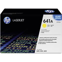 Originalni toner 641A HP žuta kapacitet stranica maks. 8000 stranica