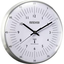 DCF Väggklocka Eurochron 31.5 cm x 6.6 cm Aluminium