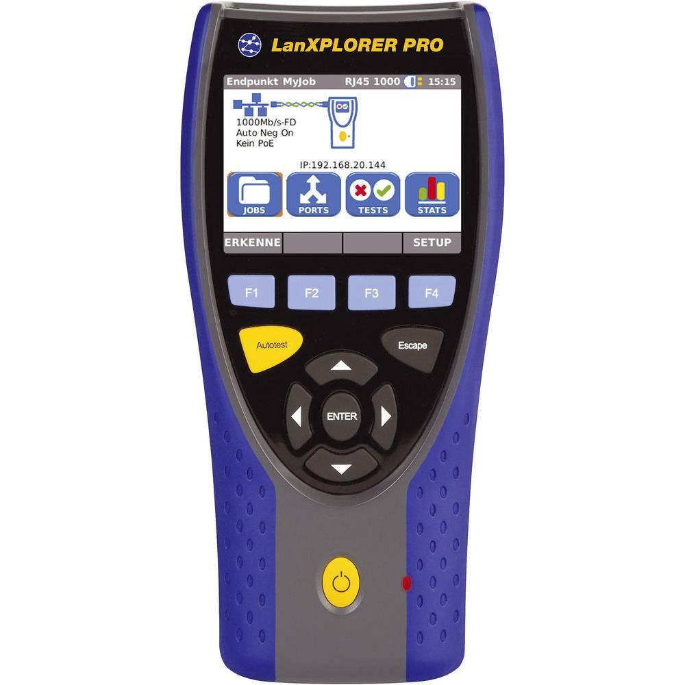 IDEAL Networks LanXPLORER PRO inline omrežni tester, kabelska-testirna naprava