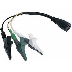 IDEAL Electrical 61-184EU IEC aligatorska sponka in konica sonde, 61-184EU