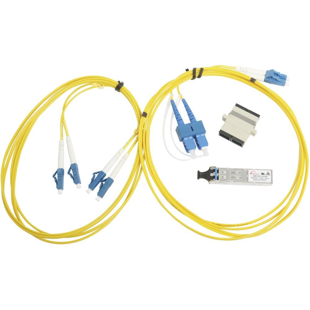IDEAL Networks 1000BASE LWL-ZX-Kit kabelska testirna naprava