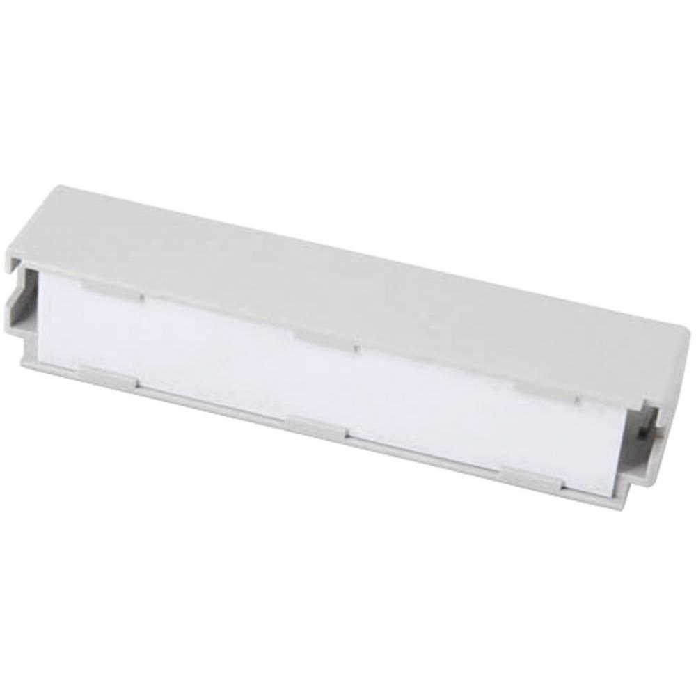 Pripomočki LSA-letvice serije 2 modulni zaščitni okvir 2/10, nepotiskan 46008.1 EFB Elektronik vsebuje: 1 kos