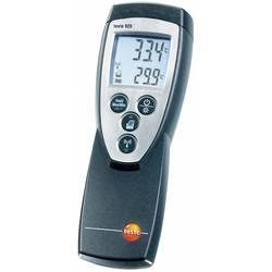 Mjerač temperature testo 925 set u akciji -50 do +300 °C tip sonde K kalibrirano prema tvorničkom standardu (bez certifikata)