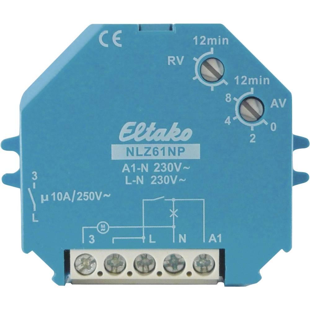 Podometno/nadometno stikalo zzakasnjenim izklopom Eltako NLZ61NP-230V, 61100230-1