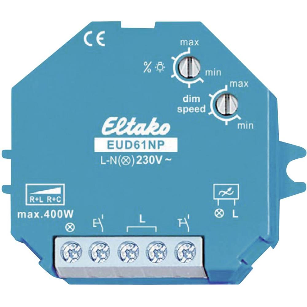 Podometno/nadometno univerzalno zatemnilno stikalo Eltako EUD61NP-230V, 851932, modro