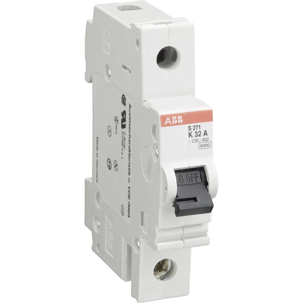 Instalacijski prekidač 1-polni 16 A ABB 2CDS251001R0164