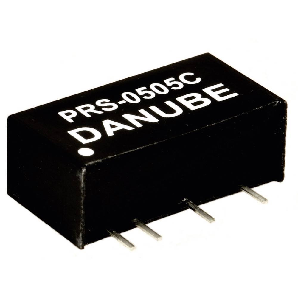DC/DC pretvarač za tiskane pločice Danube PRS-2405C 24 V/DC 5 V/DC 200 mA 1 W broj izlaza: 1 x