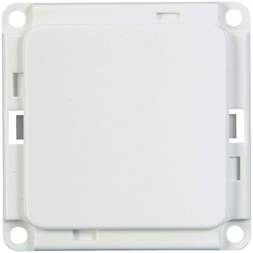 Poklopac za utičnicu 72685 električni sustavi kablovskih kanala, bijela