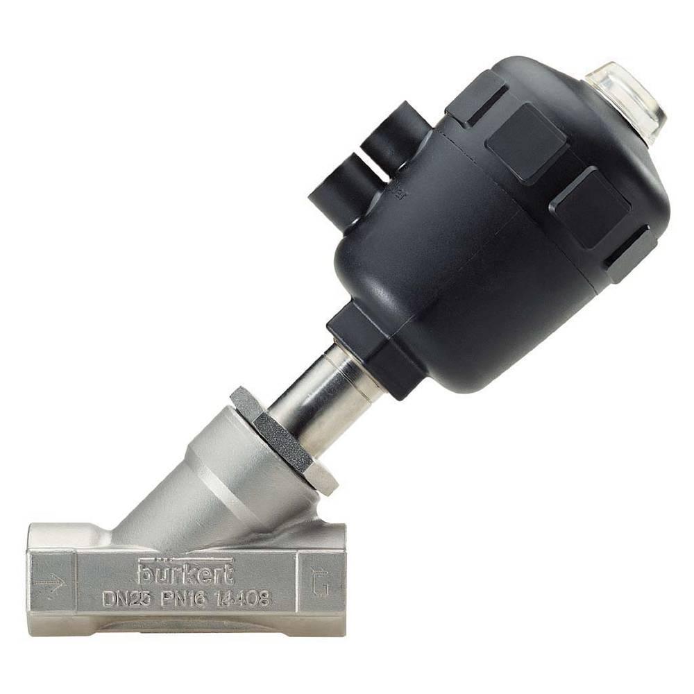 2/2-razvodni zračni ventil Bürkert 1703 G 2 1/2 kućište od nehrđajućeg čelika, brtveni materijal PTFE
