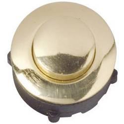 Tipkalo za zvonec Heidemann 70095 v zlati barvi 24 V/1 A