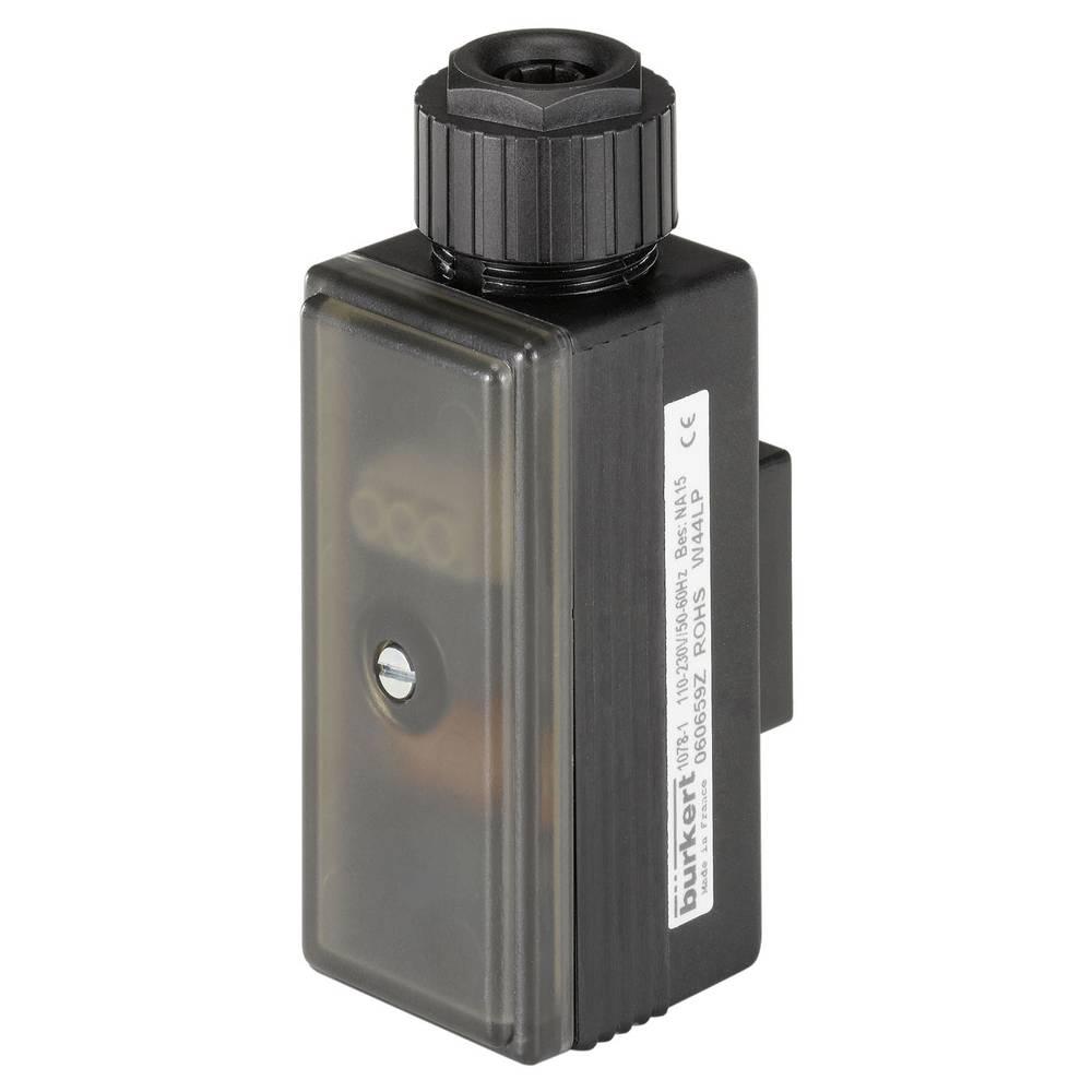 Bürkert 60621 digitalni časovni kontrolnik s 4 preklopnimi funkcijami 24 - 48 V/50 - 60 Hz