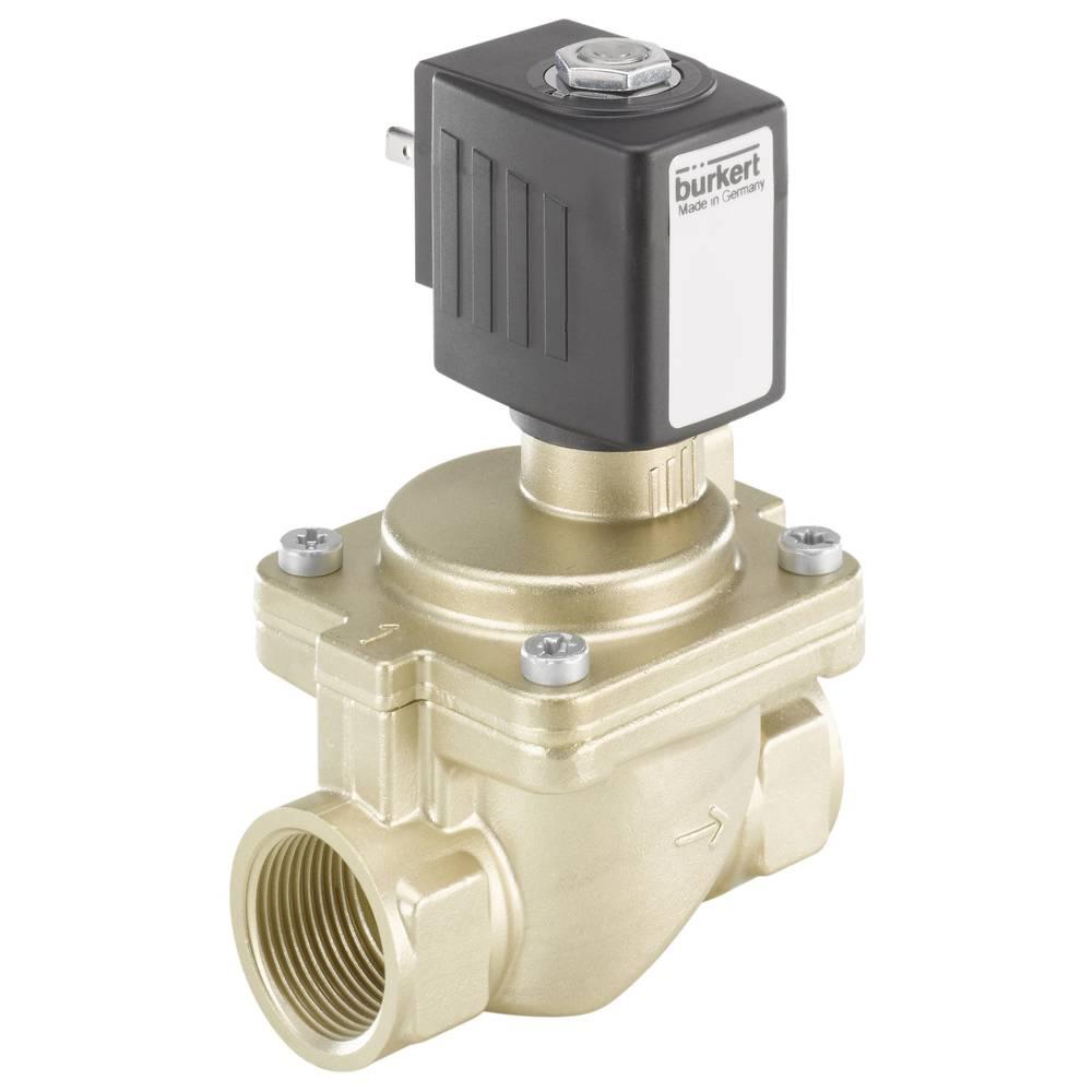 2/2-razvodni ventil s servo upravljanjem Bürkert 221933 230 V/AC G 3/4 nazivna širina 13 mm kućište od mjeda, brtveni materijal