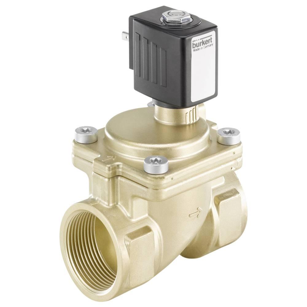2/2-razvodni ventil s servo upravljanjem Bürkert 221945 230 V/AC G 1 1/4 nazivna širina 25 mm kućište od mjeda, brtveni materija