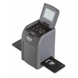 Diaskanner, Negativskanner Reflecta X7-Scan 3200 dpi Damm- och reprengöring: Programvara Display, Minneskortplats, Pocket-film,