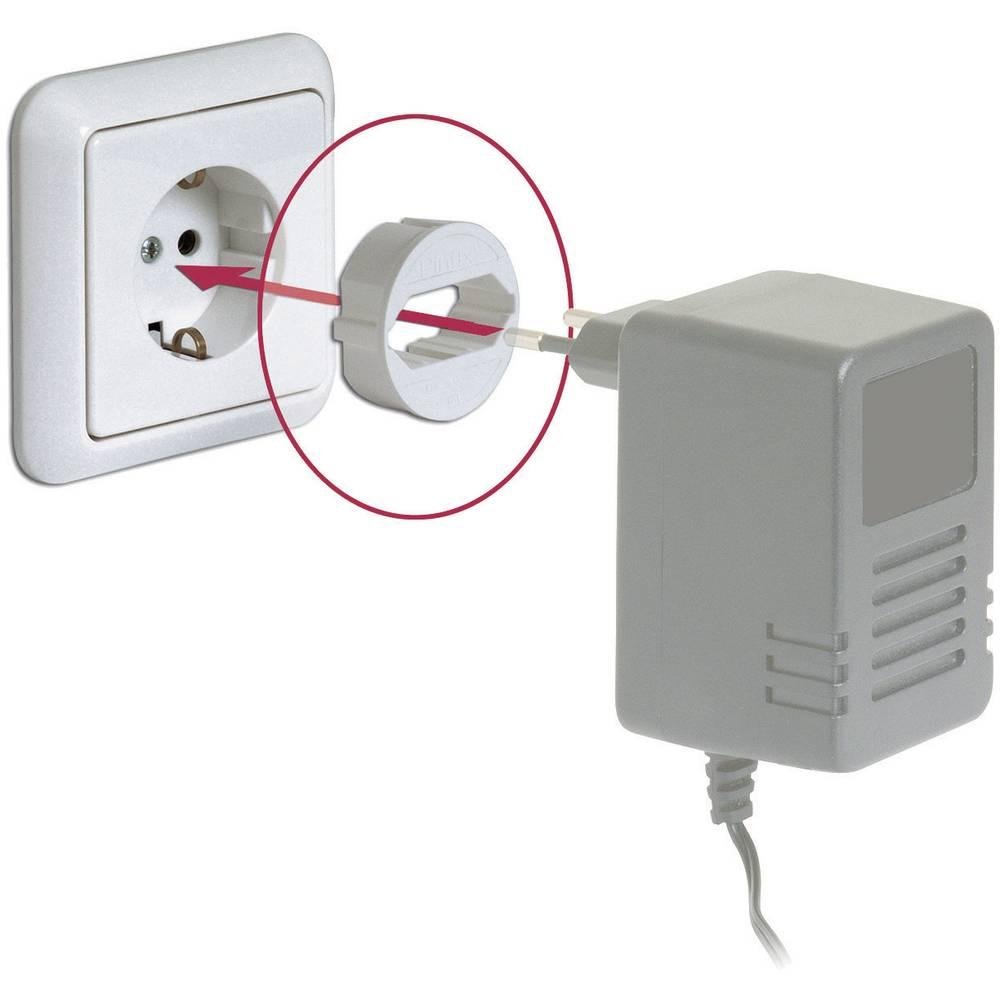 Adapter za utičnicu Pinfix bijeli