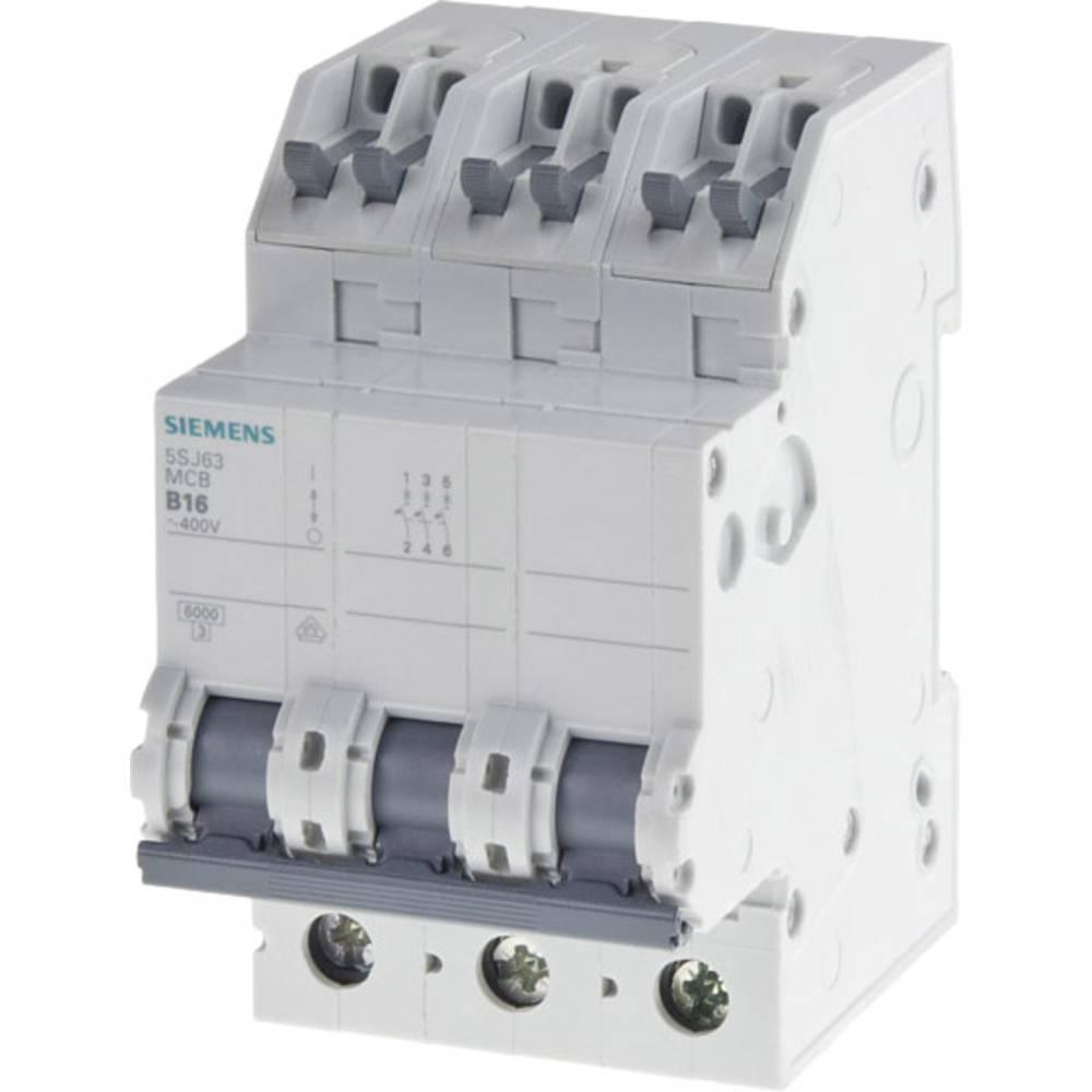 Inštalacijski odklopnik 3-polni 13 A Siemens 5SJ63136KS