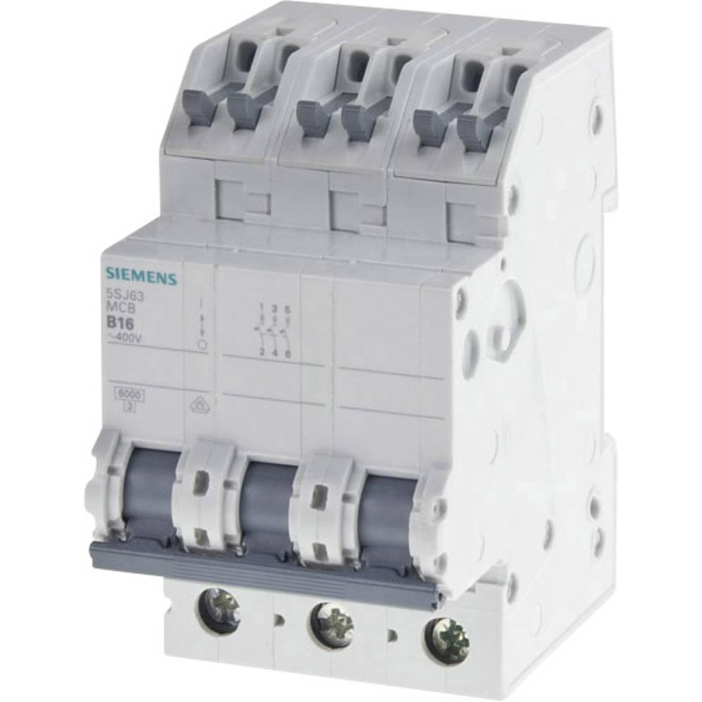 Instalacijski prekidač 3-polni 16 A Siemens 5SJ63167KS