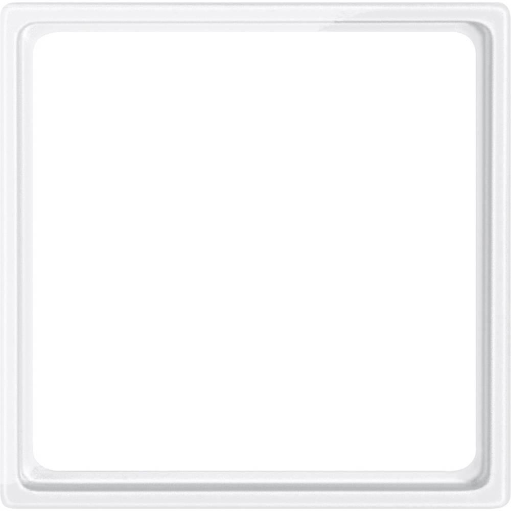 Merten vmesni okvir, sistem M polarno bele svetleče barve 518519