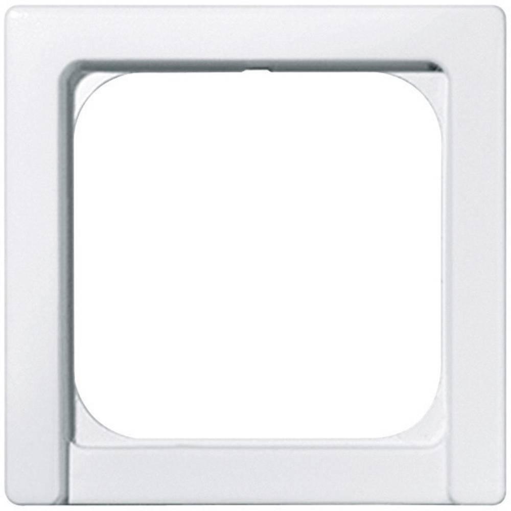Merten vmesni okvir, sistem M, ploščati sistem, Artec čiste bele barve 516099