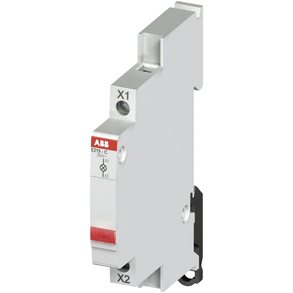 Signalna lučka za razdelilno omarico 115 V/AC, 250 V/AC ABB 2CCA703400R0001