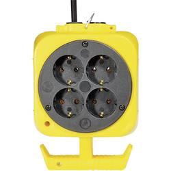 Viseći razdjelnik utičnica, žuta, crna 115.176.0