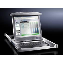 1 porte KVM-konsol Rittal 9055.312 DVI , VGA