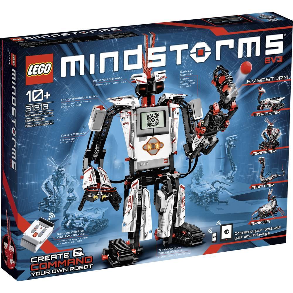 LEGO® MINDSTORMS EV3 31313 Antal bitar 601