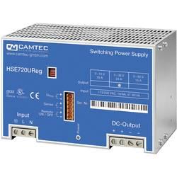 Laboratorijski naponski uređaj, podesivi Camtec HSEUreg07201.50T 0 - 50 V/DC 15 A 720 W broj izlaza 1