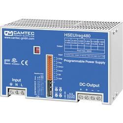 Laboratorijski naponski uređaj, podesivi Camtec HSEUIreg04801.50T 0 - 50 V/DC 0 - 15 A 480 W broj izlaza 1
